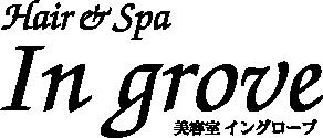 Ingrove 千鳥町店|TVGロゴ