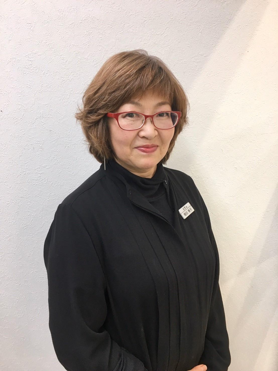 増田 景子写真
