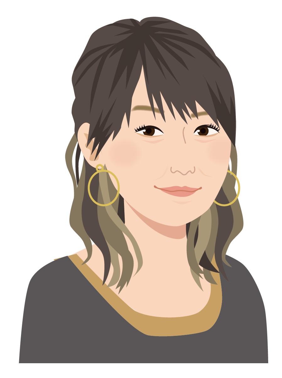岡田 雅子写真